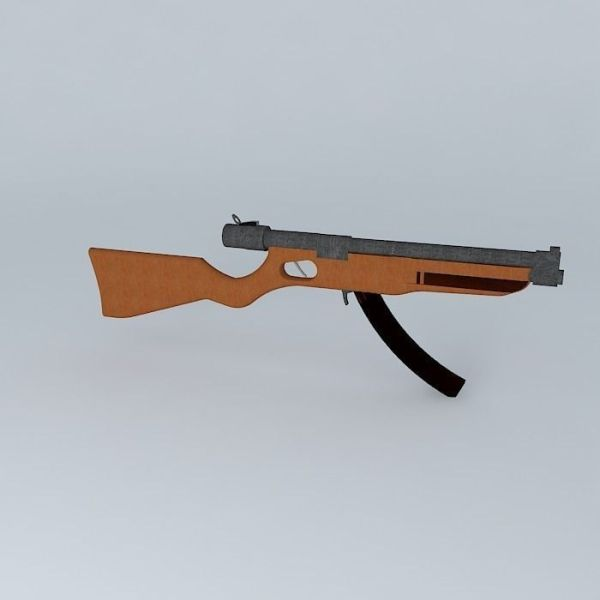 type 2 smg experimental model 2 submachine gun japanese