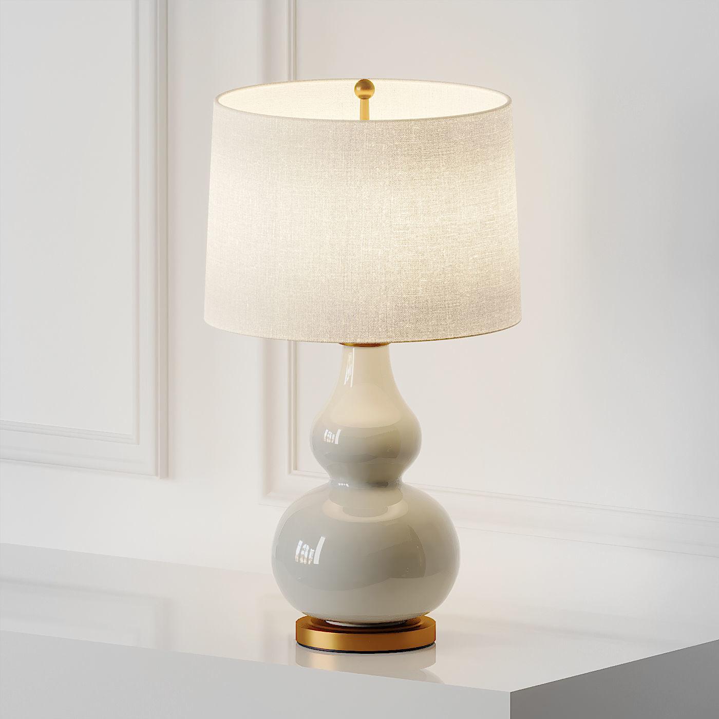 tamara table lamp by wayfair 3d model