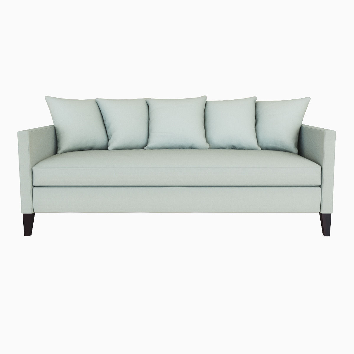 west elm dunham sofa reviews and loveseat slipcover down filled cushions harvey probber mohair