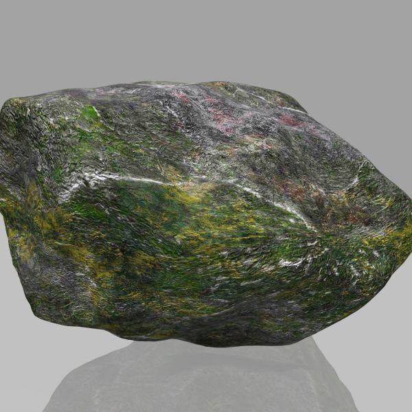 Stones Rock 3d Model Max Obj Fbx Mtl Mat - Year of Clean Water