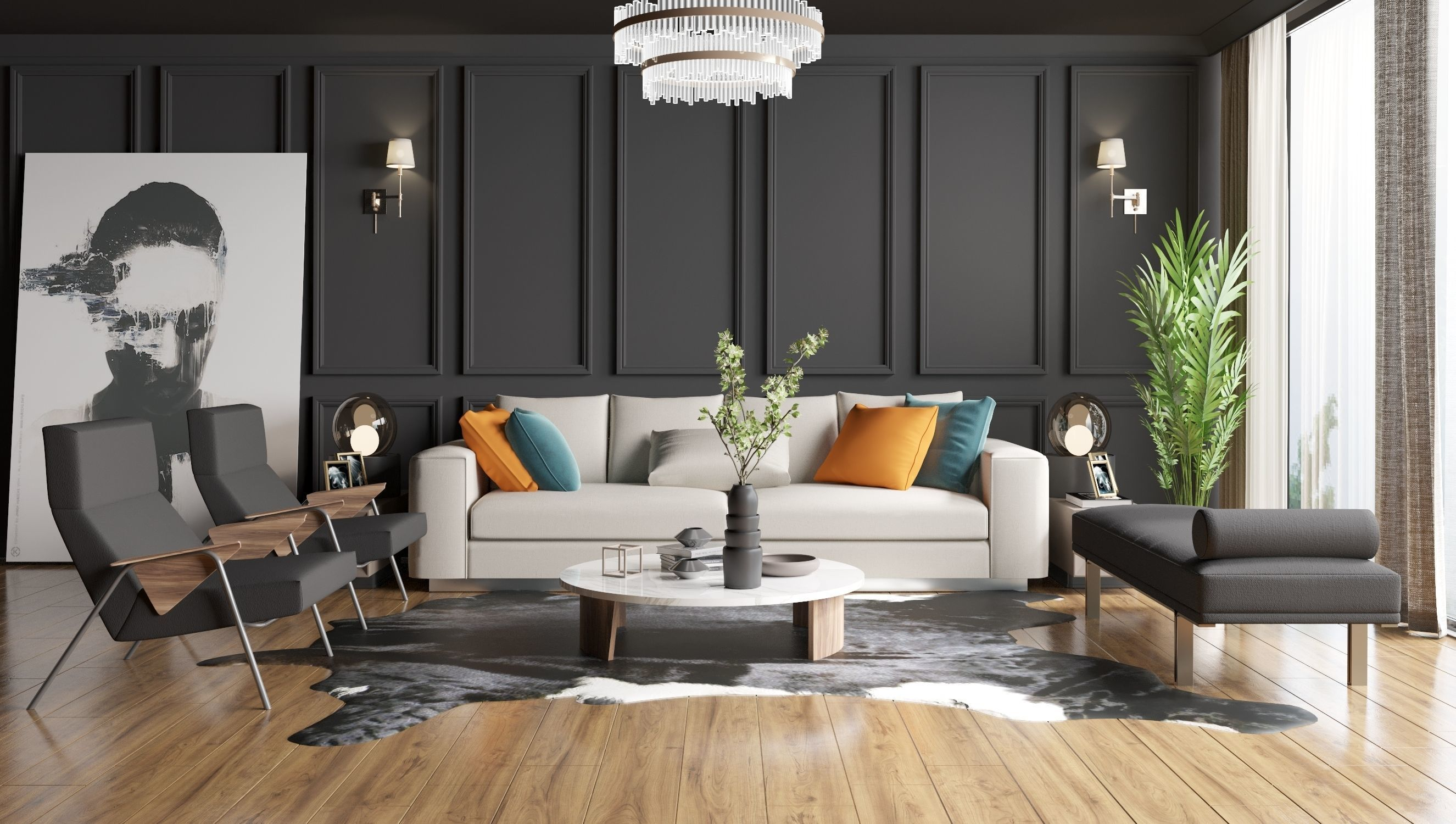Browse through our favorite designer looks and find a styl. Living Room 3D living-room seat   CGTrader