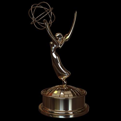 3d Max Wallpaper Texture Emmy Award Trophy 3d Model Max Obj 3ds Fbx Mtl