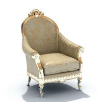 Classic Fancy Chinese Furniture 3D | CGTrader