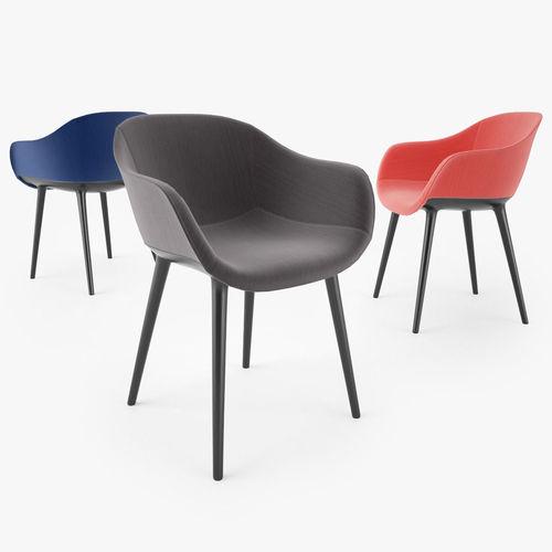 chair design model wheel lifts 3d magis cyborg lady cgtrader max obj mtl fbx 1