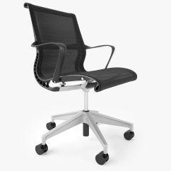 Herman Miller Chair Repair Parts Desk Industrial Setu Office 3d Model Max Obj Fbx