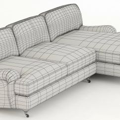 English Arm Sofa Restoration Hardware Intex Roll Upholstered Right