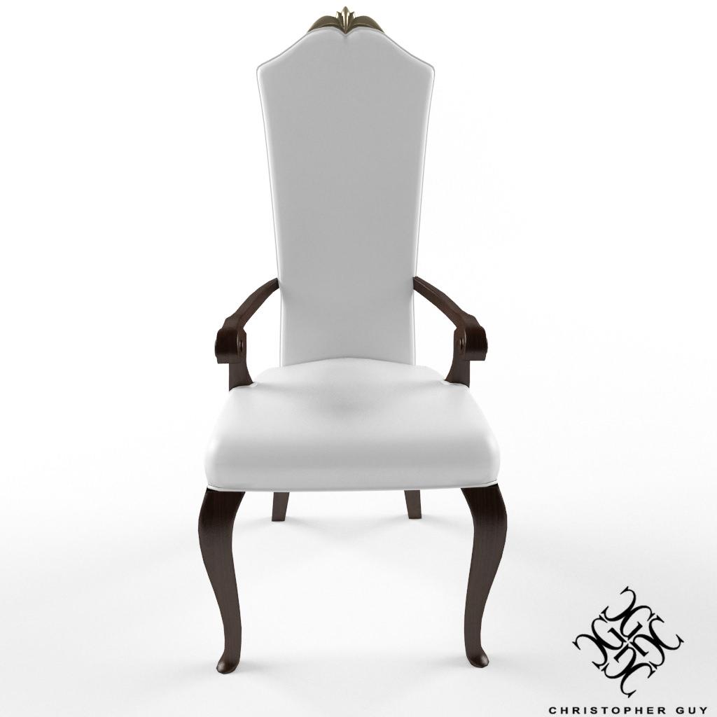 christopher guy chair office depot mat hardwood floor victoria 3d model max cgtrader