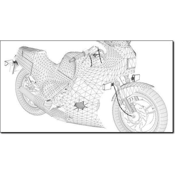 Suzuki Walter Studio Max 3D Model rigged MAX PDF