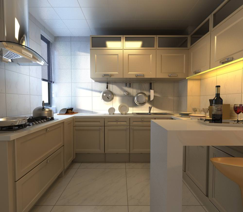 ... Aristocratic Kitchen Cabinets Model Max Cgtrader