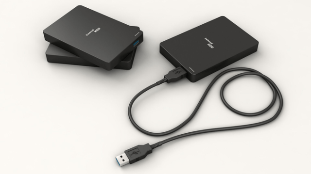 compatible external hard drive for PS4