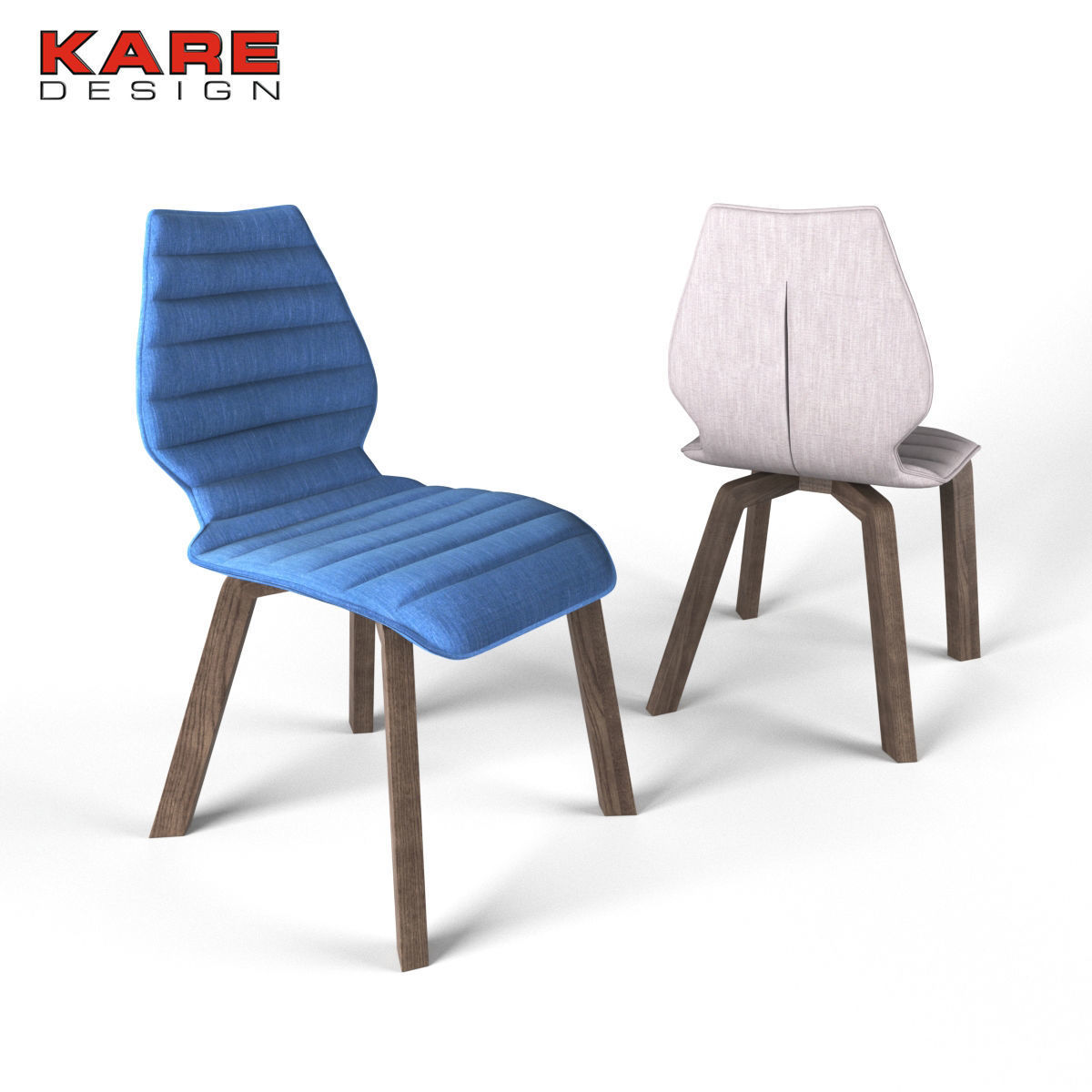 chair design model card tables with chairs kare vita 3d max obj fbx mtl cgtrader