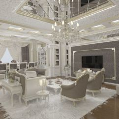 Living Room Classic Decorating Ideas For Small Rooms Pictures 3d Architectural Cgtrader Model Max Obj Mtl 3ds Fbx 2