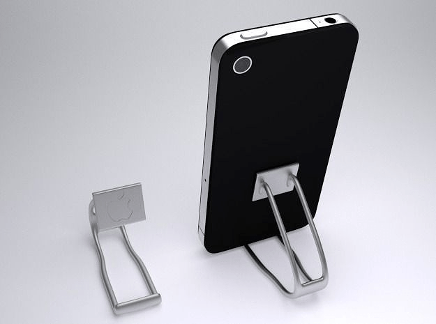 Iphone Stand 3D Printable Model CGTrader