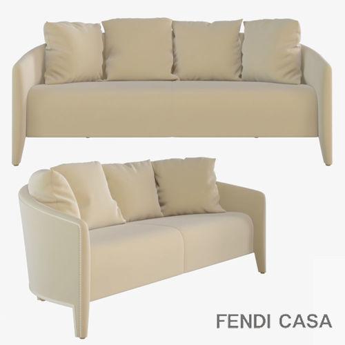 sabrina sofa macys sofas 3d model cgtrader