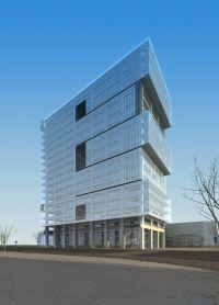Modern Commercial Building Design 3D Model MAX | CGTrader.com