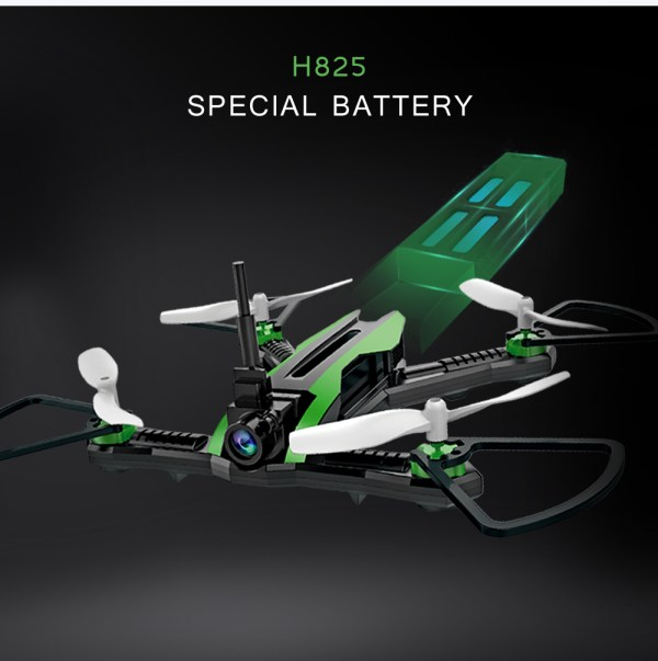 Flytec H825 5.8g Fpv With Wide Angle 0.3mp Camera Racing