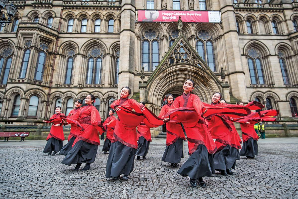 Chinese New Year is celebrated throughout UK - EUROPE - Chinadaily.com.cn