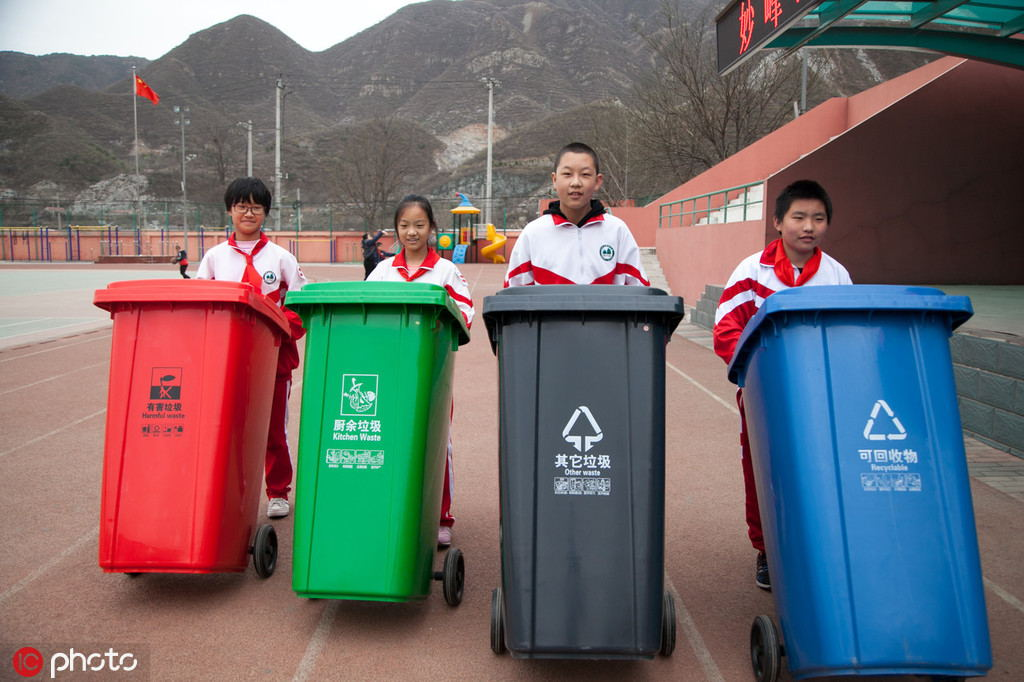 How establishing the Shanghai model of waste disposal can be revolutionary - Chinadaily.com.cn