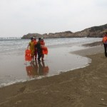 10 dead, 1 missing after being swept into sea 💥😭😭💥