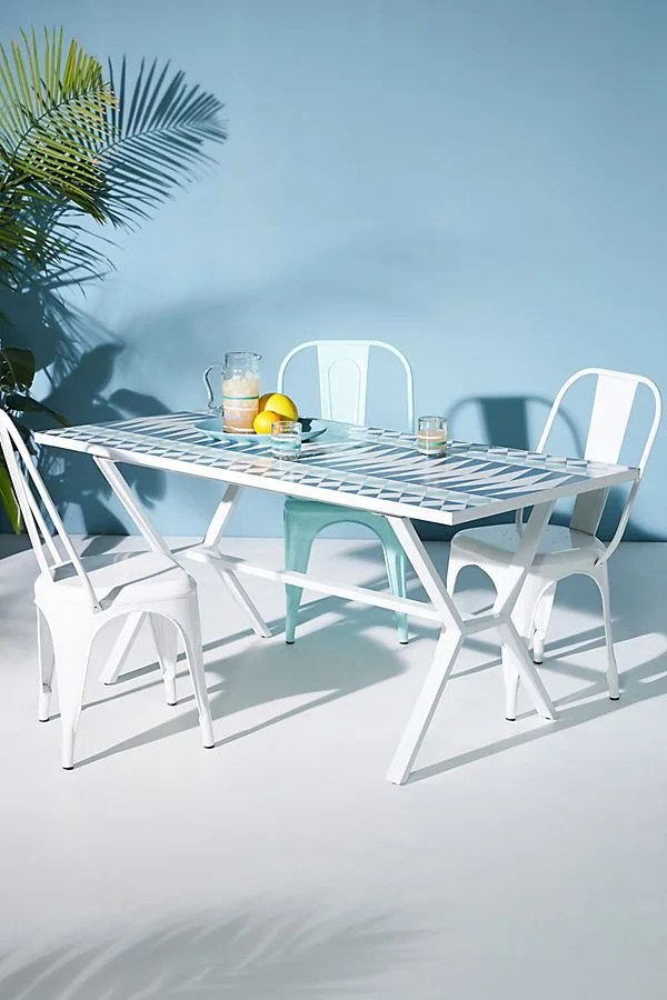 cool graphic table designs