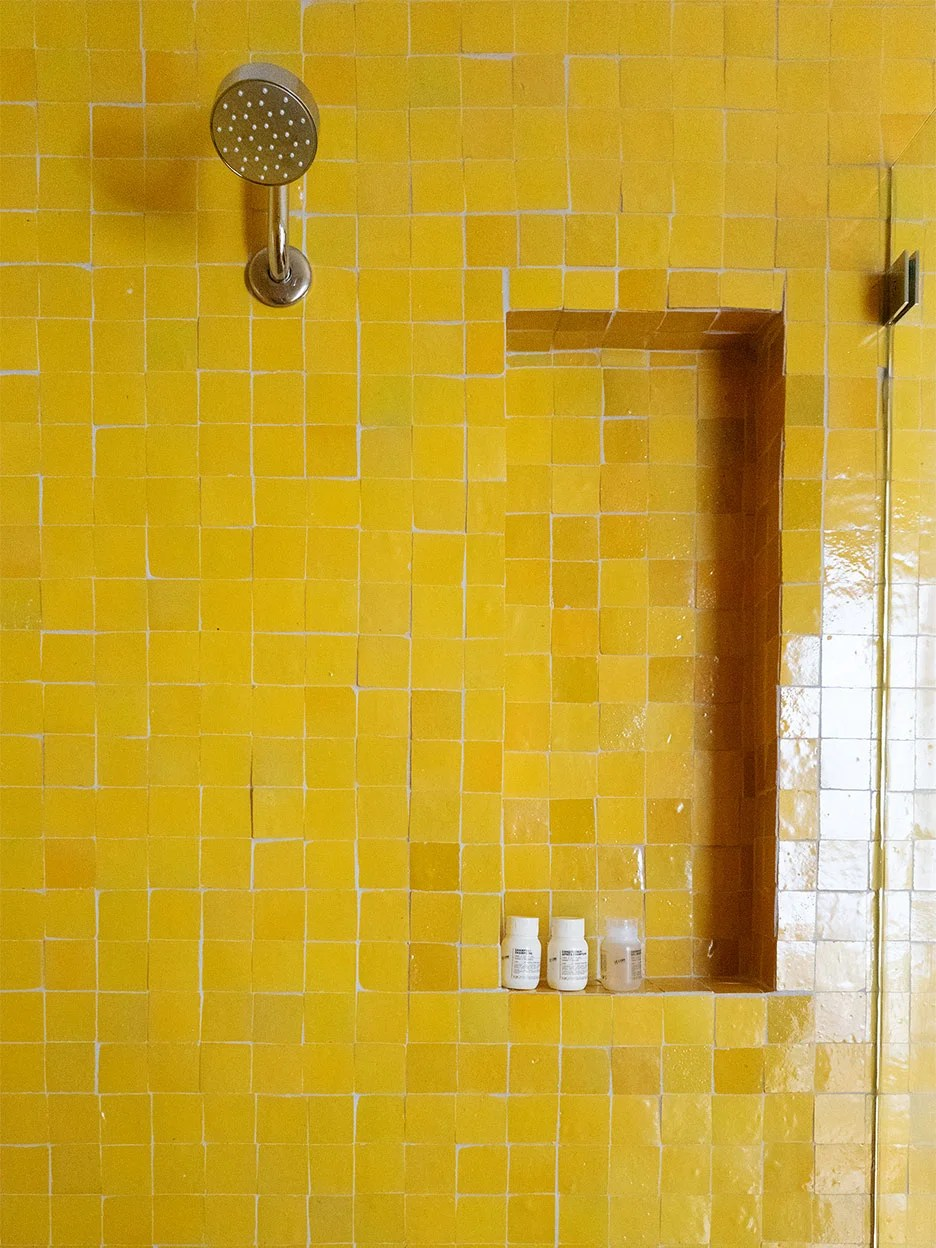 can you paint bathroom tile the short