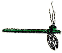 Stitchitize Embroidery Design: Indian Peace Pipe 1.37