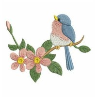 Blue Bird Embroidery Designs, Machine Embroidery Designs ...