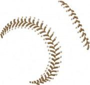 baseball threads embroidery design