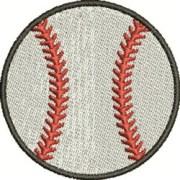 baseball embroidery design machine