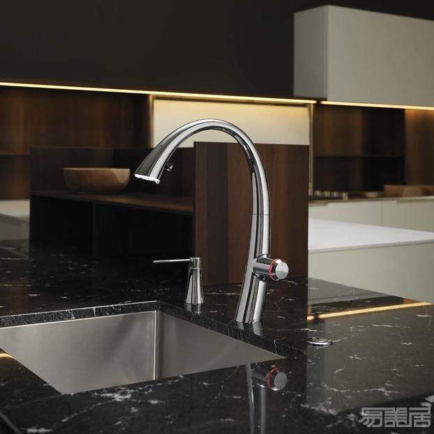 kwc kitchen faucet cost of remodelling a zoe系列 厨房龙头 高端设计师选材平台 设计师选材网 易美居 kwc厨房龙头