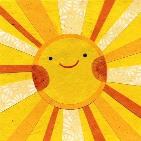 Sunny Sun - kateendle