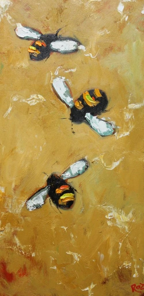 RozArt bumblebee