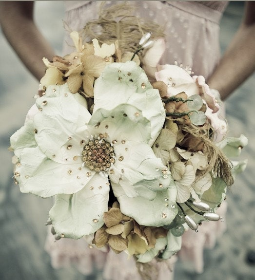 alternative bridal bouquet