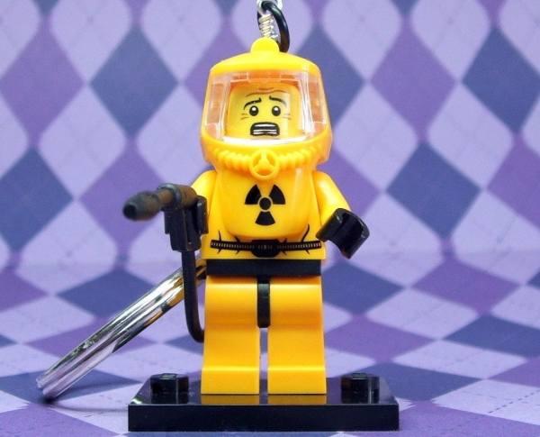 Lego Hazmat Suit