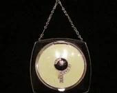 1930's Compact Purse Vintage Evans Compact Purse Art Deco Purse Compact Tap Sift Dance Purse