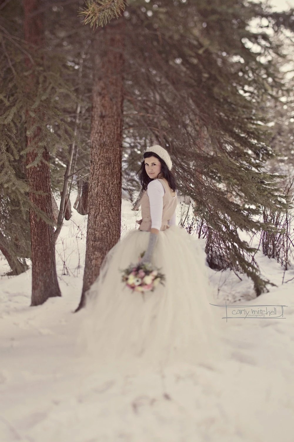 Ivory Vintage Adult Long Tutu Skirt. Off White Layers of tulle create a Romantic and Modern Skirt WEDDING Bridal Prom