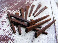 Reserve Listing for Laura 100 Square Cut Nails by gazaboo ...
