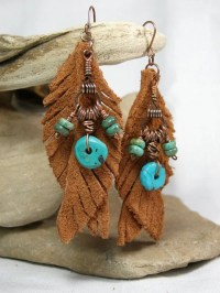 Handmade Inspiration: Tribal Jewelry