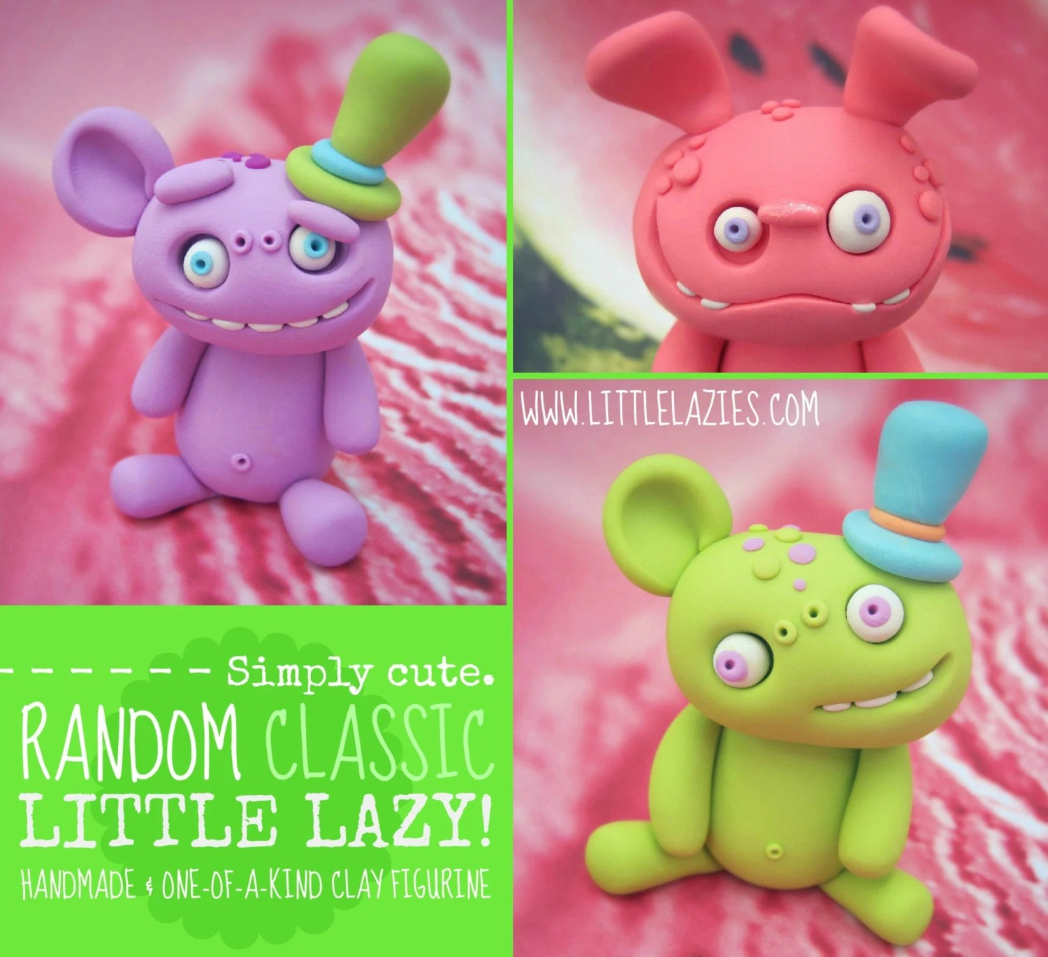 Random Classic Little Lazies by Little Lazies