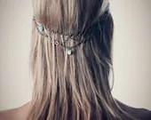 PINNACLE Head Chain & Hair Clip - BOHOBOcollective
