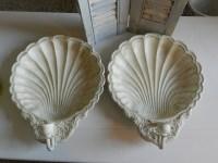 Seashell Wall Sconce
