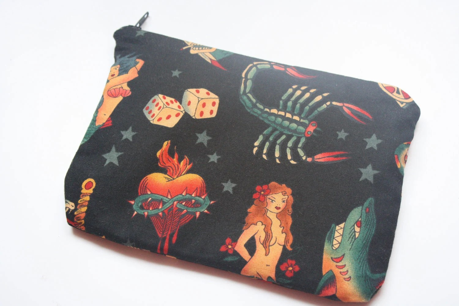 Sailor Jerry Cosmetic Bag