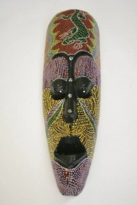 African Masks: African Wall Mask