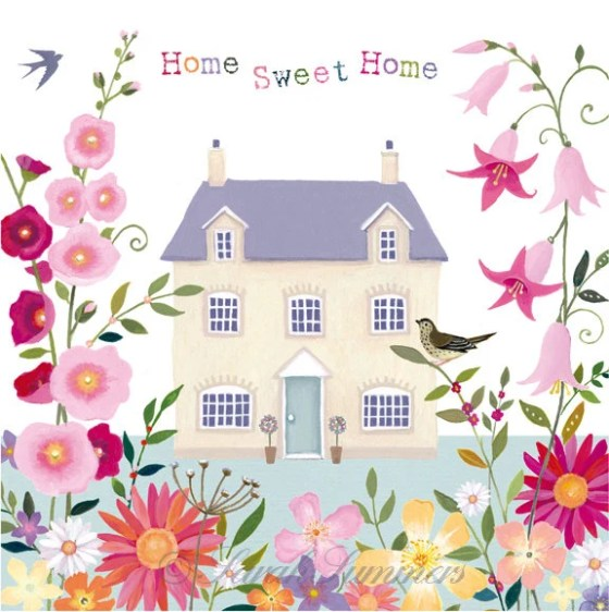 Home Sweet Home- Sarah Summers Illustration