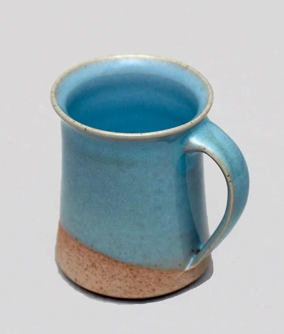 Woodfired mug on Etsy