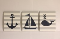 Wall Decor Nautical | Simple Home Decoration