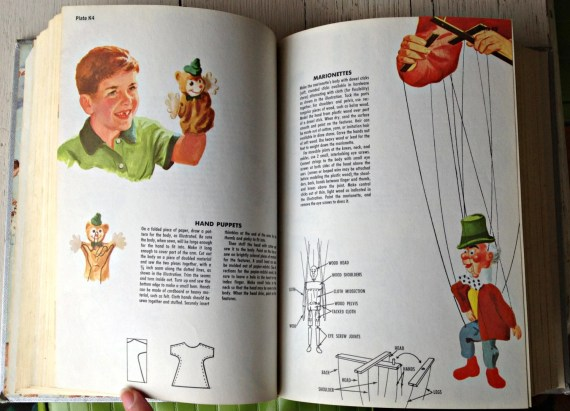 mother's encyclopedia how to make toys