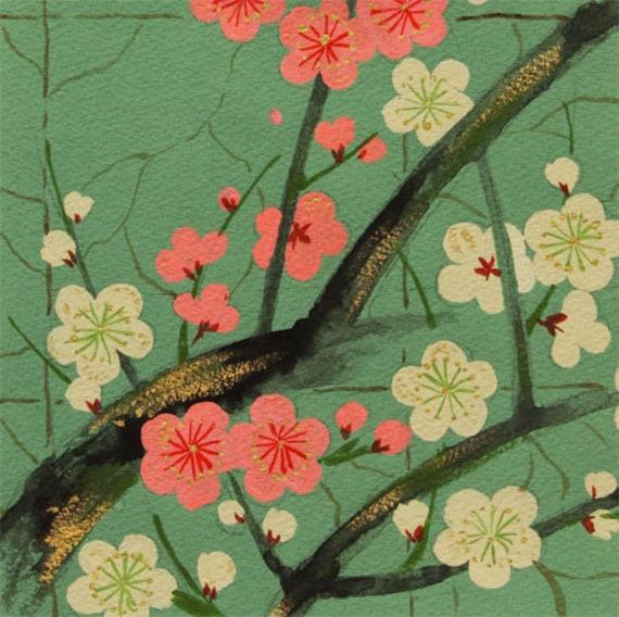 Alexander Henry Golden Garden fabric in teal