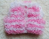 Hand Knitted Hug Baby Set
