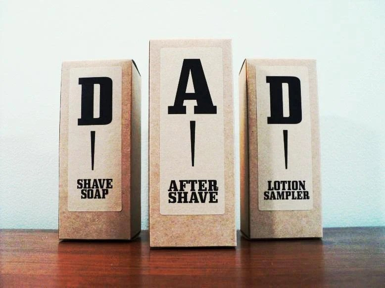 Father's Day Jetsetter Dad Kit Gift for Dads Gifts for Men for the Natural Dad or Father - SamsNatural